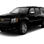 2010 Black Chevy Yukon
