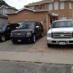 Our Fleet of Limos