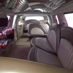 Extravagant Interiors in our Limos