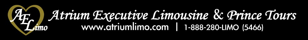 Atrium Executive Limousine & Prince Tours