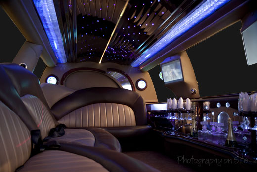 Atrium Executive Limousine Prince Tours Photo Gallery